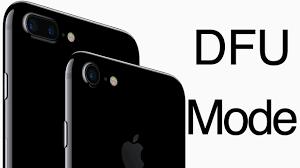 How to Put iPhone 7 or iPhone 7 Plus In DFU Mode Enter DFU Mode