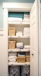 Linen Closet Organization Ideas - How To Organize Your Linen Closet Bathroom Kitchen Cabinets Fniture Sale Small 20 Amazing Closet Design Ideas Trendecora 40 Open Organization Inspira Spaces 22 Storage Wall Solutions And Shelves Cute Organize Home Decoration The Hidden Heights Height Organizer Shelf Depot Linen Organizers How To Completely Your Happy Housie To Towel Kscraftshack Bathroom Closet Organization Clean Easy Bluegrrygal Curtain Designs Hgtv Organized Anyone Can Have Kelley Nan