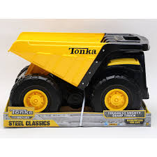 Tonka Steel Toughest Mighty Dump Truck | Toys & Character | George
