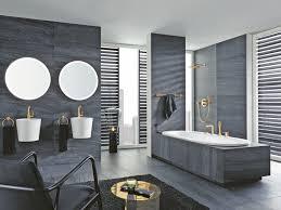 auch 2021 im trend dunkle farben im badezimmer wohnrevue