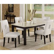 Breathtaking White Dining Room Sets For Small Spaces Zachary Horne Homes Fashionable Model