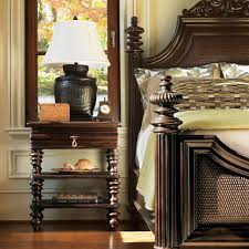 Royal Kahala Haven Nightstand British Colonial BedroomBritish StyleWest Indies DecorWest