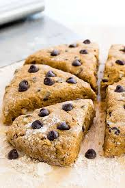 Pumpkin Glycemic Index by Pumpkin Scones With Chocolate Chips Jessica Gavin