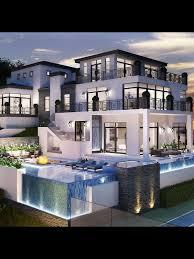 100 Modern Dream Homes 54 Stunning Mega Mansions From Social Media