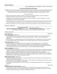 Sample Resume For Sales Support Specialist New Resumes Leoncapers