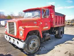 100 5 Axle Dump Truck 1981 Ford 8000 Single For Sale By Arthur Trovei