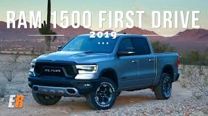 100 Chevy Hybrid Truck NEW 2019 RAM 1500 First Drive Review A Really