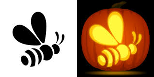 Peppa Pig George Pumpkin Template by Bumble Bee Pumpkin Carving Stencil Free Pdf Pattern To Download