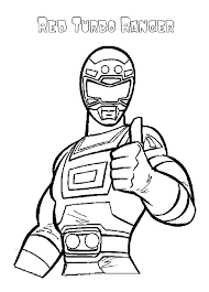 Downloads Online Coloring Page Mighty Morphin Power Rangers Pages 87 In Free Kids With