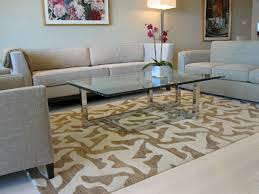 choosing the best area rug for your space hgtv