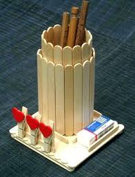 Easy Craft Ideas With Icecream Sticks Cute And Using Ice Cream Stick Crafts Club Lolly Bureau