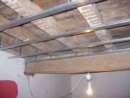 quel placo pour faux plafond isolation idées