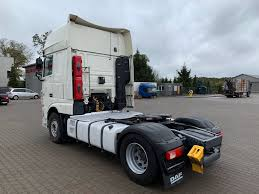 DAF XF 106 460 E6 Retarder 2 Tank Top Zustand Tractor Units For Sale ...
