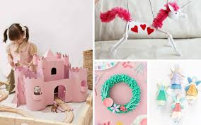 17 Adorable Kids Crafts For Girls Your Little Princess Will Love