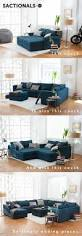 Cindy Crawford Fontaine Sectional Sofa by Beckham Pit Sectional Pit Sectional Cuddling And Living Rooms