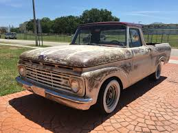 1963 Ford F 100 Unibody Patina Truck | Custom Trucks For Sale ... Vw Amarok Successor Could Come To Us With Help From Ford Unibody Truck Pickup Trucks Accsories And 1961 F100 For Sale Classiccarscom Cc1040791 1962 Unibody Muffy Adds Just Like Mine Only Had The New England Speed Custom Garage Fs Uniboby Hot Rod Pickup Truck Item B5159 S 1963 Cab Sale 1816177 Hemmings Motor Goodguys Of Year Late Gears Wheels Weaver Customs Cumminspowered Network Considers Compact