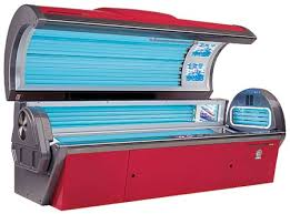 Wolff Tanning Bed by Tanning Bed Star Power 548