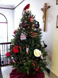 This Year The Catholic Spirit Decided To Decorate Christmas Tree