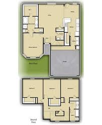 cypress plan at windmill farms in forney texas by lgi homes