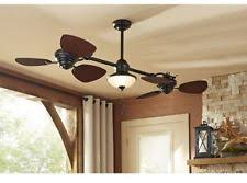 Mainstays Ceiling Fan And Light by Mainstays Ceiling Fan Outdoor Light Kit French Bronze Ebay