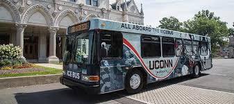 Uconn Student Union Front Desk by Home Transportation Services