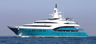 nadine yacht sinking plane crash motor yacht yogi