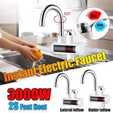 unter seitlichen elektrische küche wasser heizung wasserhahn