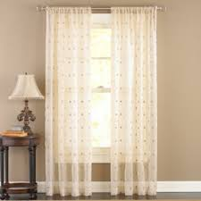 White Sheer Curtains Bed Bath And Beyond by Buy Fleur De Lis Curtains From Bed Bath U0026 Beyond