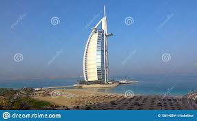 100 Hotel In Dubai On Water Skyline Of From The The Worlds First Seven Stars