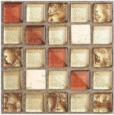 prosperveil 20 stück mosaik wandfliesen aufkleber selbstklebend wasserdicht für küche badezimmer fliesen wandaufkleber vinyl kunst
