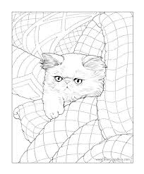 Be Sure To Check Out The Cat Fur Coloring Tutorial
