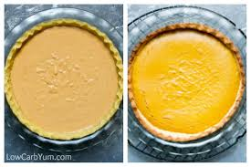 Pumpkin Pie Without Crust Healthy by Low Carb Pumpkin Pie Recipe Gluten Free Low Carb Yum