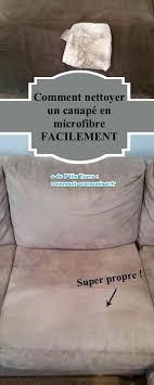 comment nettoyer canapé tissu nettoyage canape tissu microfibre comment nettoyer un canapac en