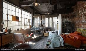 100 Industrial Lofts Nyc Brooklyn NYC Loft On Behance
