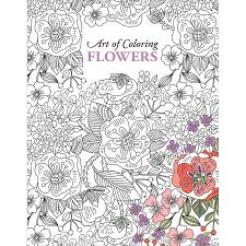 Coloring For Adults Book Adult Books Walmart