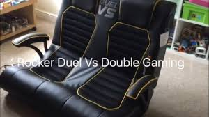 FIRST EVER REVIEW X Rocker Duel Vs Double Gaming Chair Killabee 8212 Black Gaming Chair Furmax High Back Office Racing Ergonomic Swivel Computer Executive Leather Desk With Footrest Bucket Seat And Lumbar Corsair Cf9010007 T2 Road Warrior White Chair Corsair Warriorblack By Order The 10 Best Chairs Of 2019 Road Warrior Blackwhite Blackred X Comfort Air Red Gaming Star Trek Edition Hero