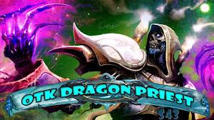 Dragon Priest Deck Hearthpwn by Otk Dragon Priest Youtube