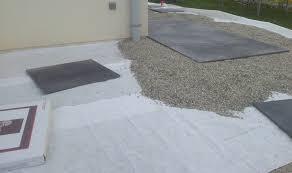 dalle beton lisse exterieur excellent en attendant si vous avez