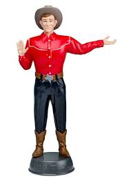 Big Tex R Statue