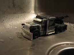 Death Race Peterbilt (379?) | Armored Truck (toy) | Silvester Humaj ...