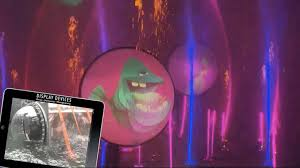 Ceiling Projector Mount Motorized by Disney World Of Color U2013 Display Devices