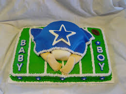 Dallas Cowboys Baby Room Ideas by Football Themed Baby Shower Centerpiece Ideas Dallas Cowboys