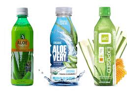 Move Over Coconut And Maple Water Theres A New Drink In Town Aloe Is The Newest Craze That Has Hit Markets By Storm But What