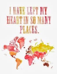 Via I Have Left My Heart