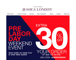 Jessica London 50 Coupon Code - Sushi Deals San Diego Code No Of Ldon P90x Ios App 30 Off Jessica Buurman Coupons Promo Discount Codes Jlc Coupon Code Free Shipping Brooks Brothers Ldon Launches Plussizdrsescom Written For Google Play Movie Rental Coupon Spartoo 2018 Leather Coats Etc Hellmans Mayo Coggles September 2019 10 Off Discountreactor Sunfoodcom Promo Pretty You
