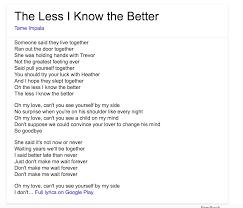 INTERNET Why Cant You Get The Lyrics Right Rant Ninja Medium