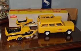 Tonka Truck - Mini Tonka Wagoneer With Snowmobile And Trailer #1081 ... 4runner Tonka Trucks Stretch Tundras And Soedup Vans Surprise Blind Boxes Mini Trucks Youtube Tinys Complete Collection By Funrise Hasbro Antiques Art Vintage Truck Crane 1902547977 Cheap Trophy Find Deals On Line At 197039s Toys A Scraper In Yellow Dump Jumbo Foil Balloon Walmartcom 1970s 5 Pressed Steel Lot Set Of 9 Diecast Review Wagoneer With Snowmobile Trailer 1081