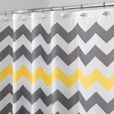 interdesign chevron shower curtain 72 x 72 various colors