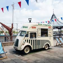 Fabulous Food Trucks In Europe - Old Forest School