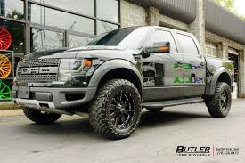 100 Moto Wheels Truck Ford Raptor With 20in Metal 962 Butlertire Ford